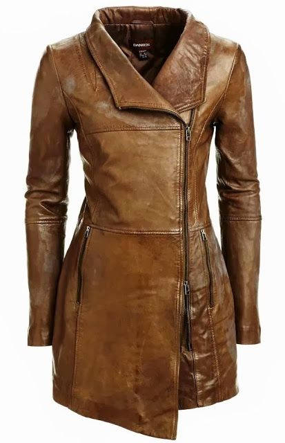 Best 25  Womens brown leather jacket ideas on Pinterest | Brown ...