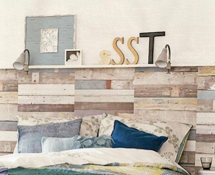 Cabeceros geniales para decorar nuestra casa y sacar mucho partido a las paredes. ¡No te lo pierdas!
