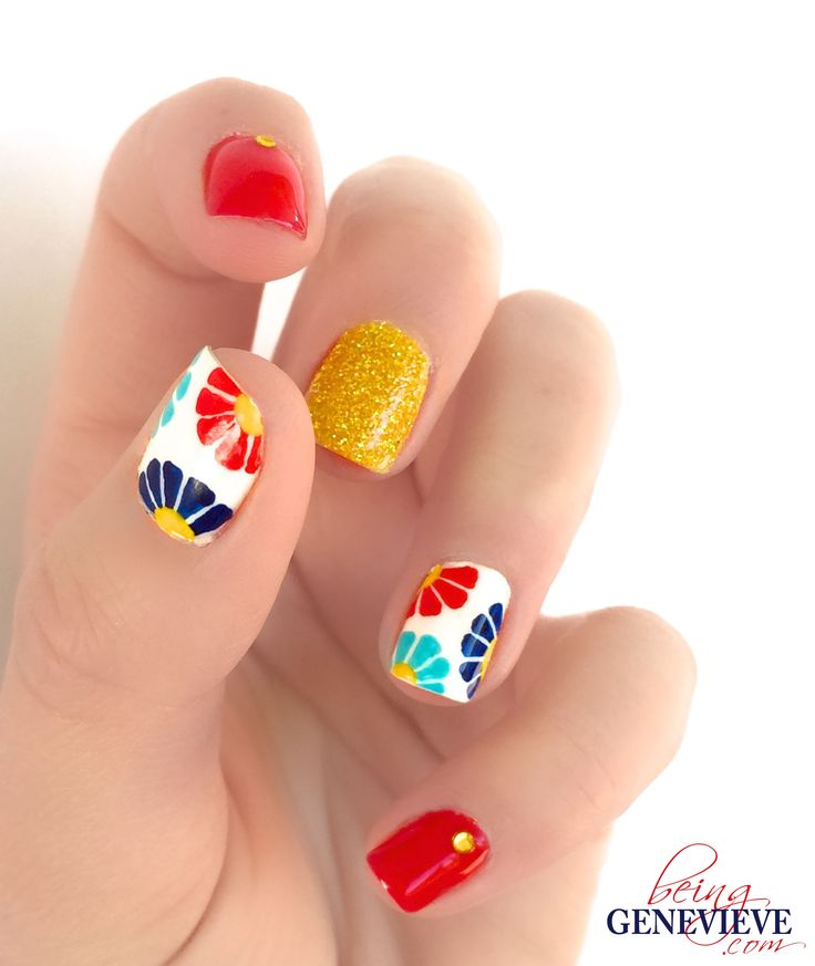25 beautiful hawaiian nail art ideas on pinterest hawaiian hawaiian paradise hawaiian nail arthawaiian prinsesfo Image collections