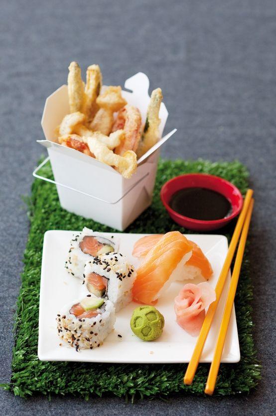 Japanese Game Platter via @Pick n Pay recipe