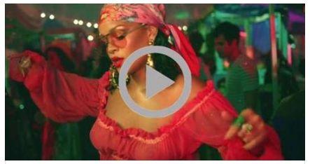 """Cirta Mag:ALERTE MODE - Dans son dernier clip, elle fascine autant qu'elle provoque. Rihanna, plus belle que jamais ?  Sorti vendredi 16 juin, son nouveau clip """"Wild Thoughts"""" où elle collabore avec DJ Khaled et Bryson Tiller est déjà un succès.   #ACTUALITÉ #ALERTE MODE #BALENCIAGA #cirta mag DAILY APPLI #cirta mag DAILY NEWS #CLIP #MODE #MUSIQUE #RIHANNA"""