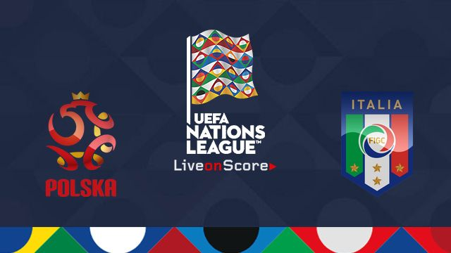 Poland Vs Italy Preview And Prediction Live Stream Uefa Nations League 2018 Allsportsnews Football Previewandpredi League Football League Match Highlights