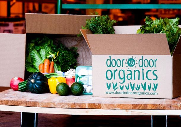 Have food, even meal planning, delivered to your door from local farmers. Organic living made easy.