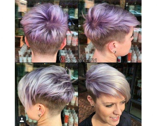 Krótkie fryzury pixie cut - galeria najpiękniejszych fryzur damskich dla wielbicielek klasycznych cięć. Ponad 20 przykładów fryzur pixie cut prosto z salonu.