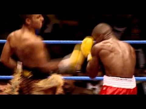 Prince Naseem Hamed Highlights (by GP) unorthodox boxing at its best