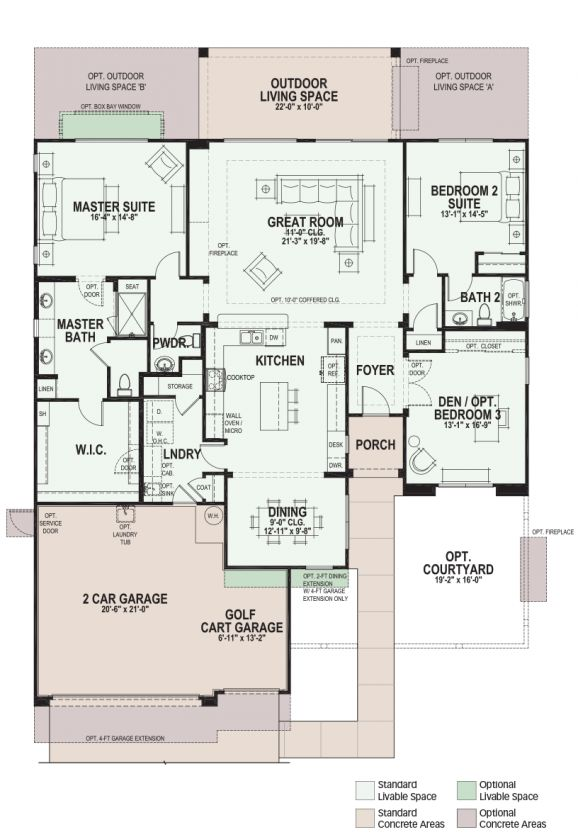 4472 best images about house layout ideas on pinterest for Luxury retirement home plans