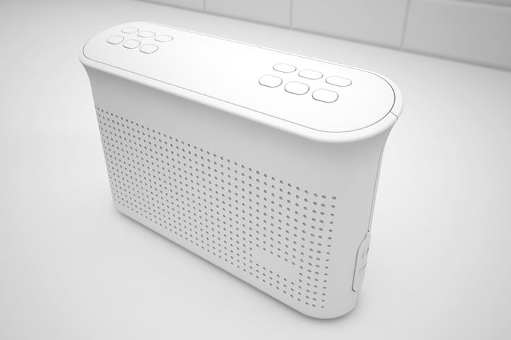 Bush // DAB Radio – Visual Motif Ltd