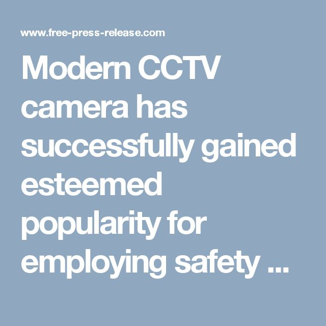 Modern CCTV camera has successfully gained esteemed popularity for employing safety concerns, especially in front of the retailers. All thanks to the IP camera installation benefits offered by CCTV surveillance security service providers.