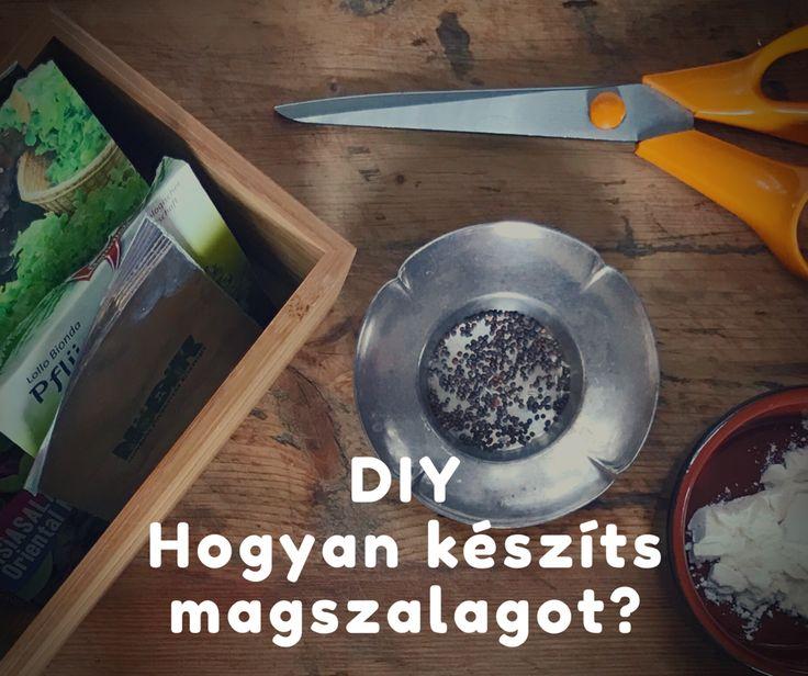 DIY: Hogyan készíts magszalagot és miért?