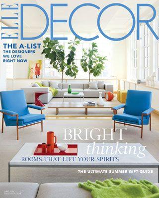 House Decorating Magazines 15 best elle decor covers images on pinterest | elle decor, design