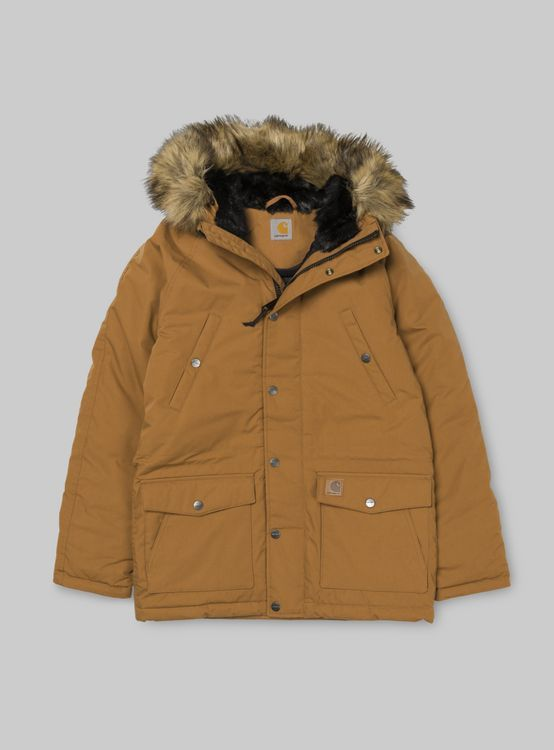 Shop the Carhartt WIP Trapper Parka from the offical online store. | Largest selection | Shipping the same working day.