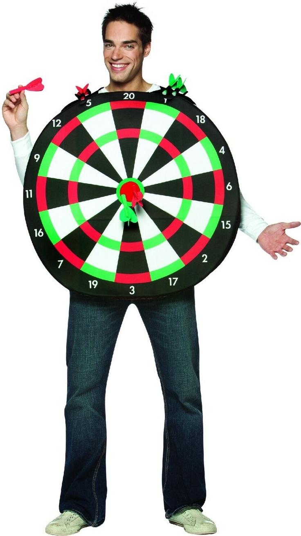 Bullseye Dart Board Costume