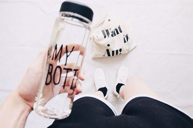 Today's special My bottle