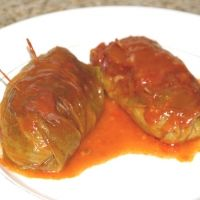 So Retro! Pigs In A Blanket Aka Cabbage Rolls Recipe ~ just like Mother use to make them!