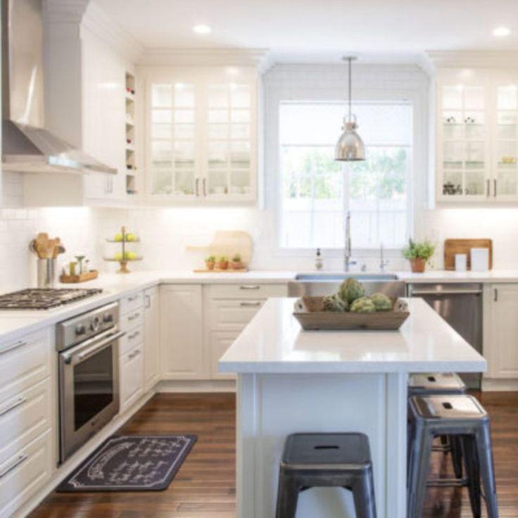 Awesome  Beautiful Hampton Style Kitchen Designs Ideas