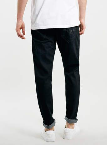 Levi's 520 Extreme Taper Fit Navy Lagoon Jeans*