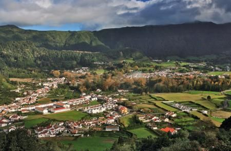 PRC6SMIFurnas - Mapas e GPS - Percurso Pedestre em São Miguel - Trilhos dos Açores