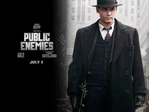 Public Enemies - John Dillinger (Johnny Depp) - YouTube