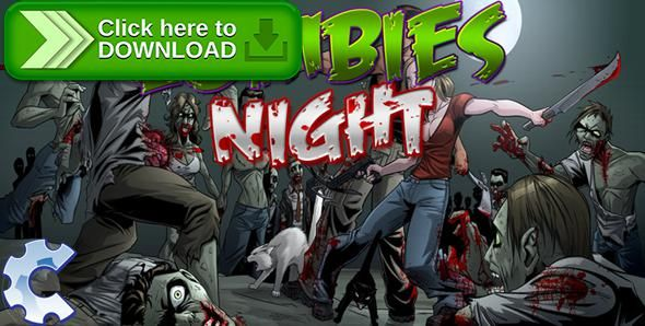 [ThemeForest]Free nulled download Zombies Night from http://zippyfile.download/f.php?id=59481 Tags: ecommerce, blood, construct 2, first person shooter, fps, game, guns, html5, shooting, zombies