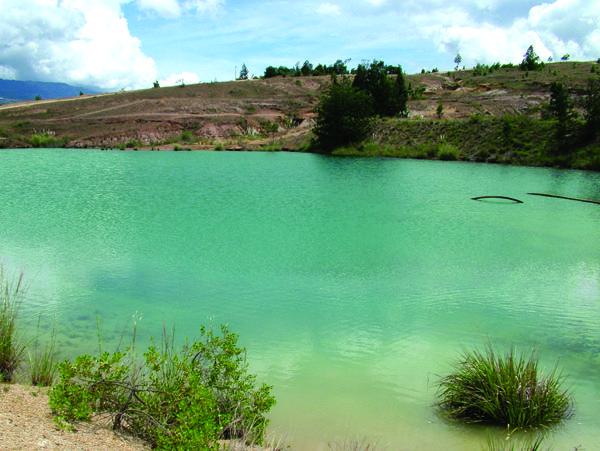 POZOS AZULES (Villa de Leyva). Mucho más sobre nuestra hermosa Colombia en www.solerplanet.com