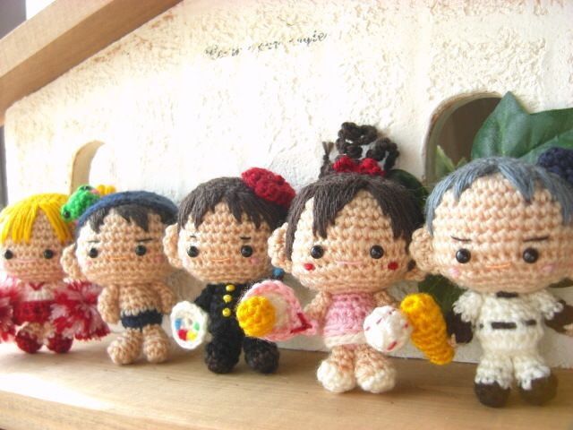 Amigurumi Doll Lalaloopsy Pattern : Best amigurumi dolls and people images crochet