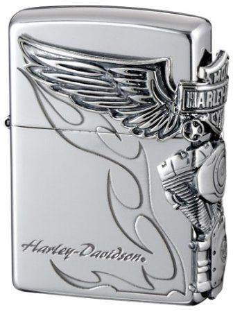 Zippo Harley-davidson Hdp-26: Sports & Outdoors
