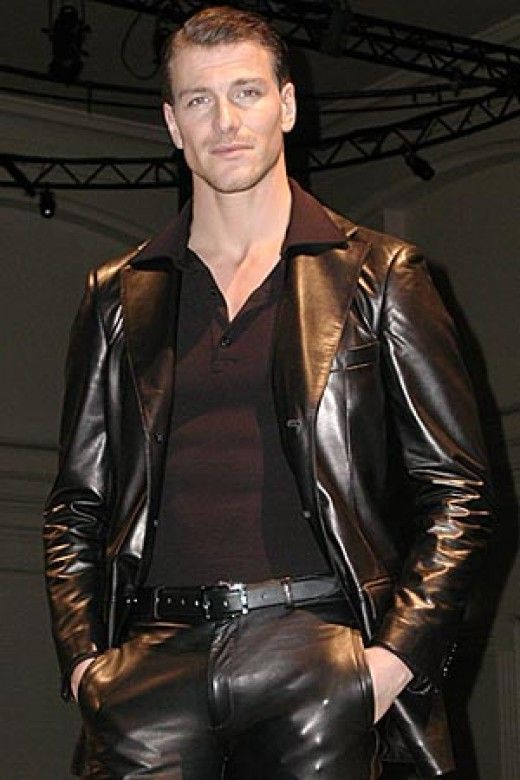 Gay Leather Men Pics 47