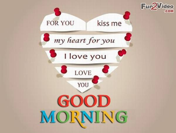 Good Morning I Love You: Good Morning I Love You Quotes [ More Good Morning Quotes