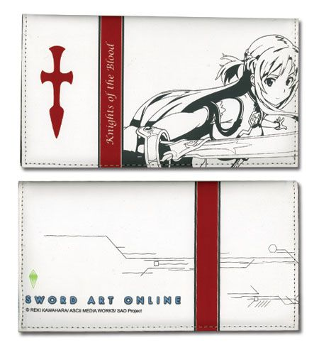 Sword Art Online Wallet - Asuna Knight of the Blood @Archonia_US