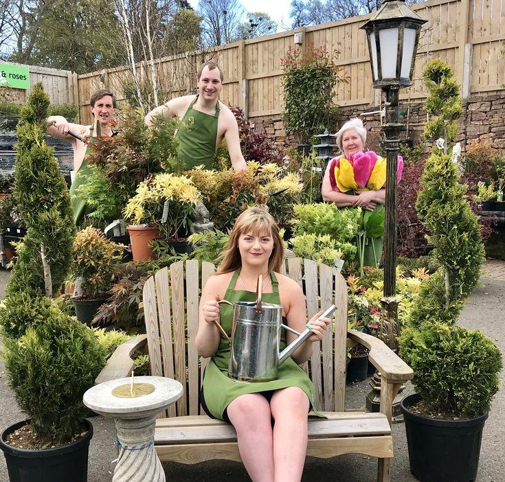 How to celebrate World Naked Gardening Day 2020