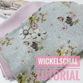 The King's Child: Wrapping Scarf Tutorial  – Nähen