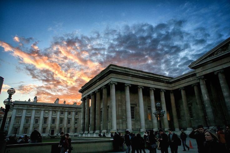 British Museum (by Paul Hudson, CC BY 2.0 - https://www.flickr.com/photos/pahudson/12867062853/ )