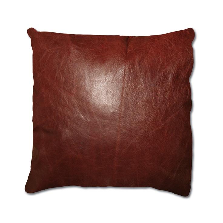 Leather Pillow 16x16 Cognac 19 best Leather