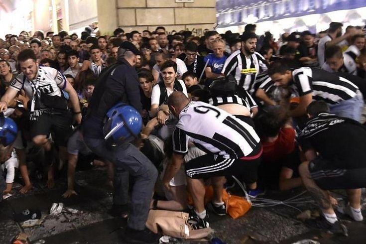 Caos durante la finale Champions in piazza a Torino: encomio… - Seguici su nursetimes.org - Giornale di informazione sanitaria - #NurseTimes