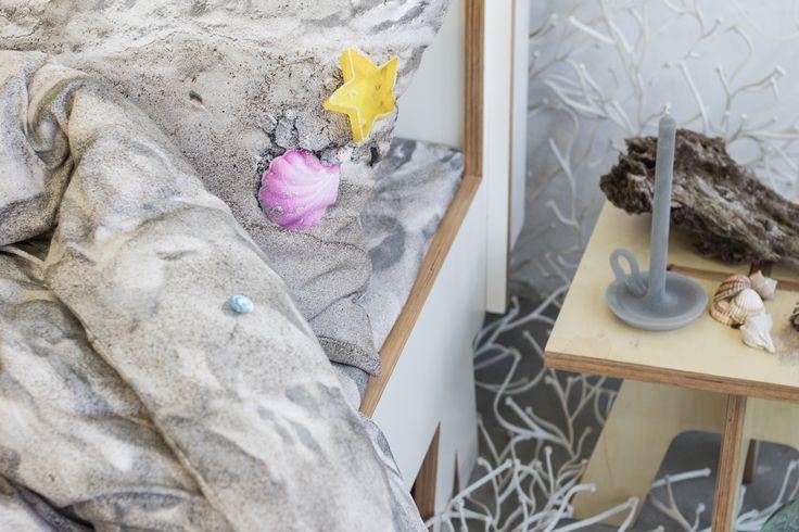 Hayka beach bedlinen details 100% cotton satin #ilovehayka #hayka