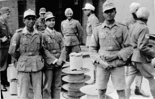 The Free Indian Legion: Subhas Chandra Boses Army In Hitler's Germany