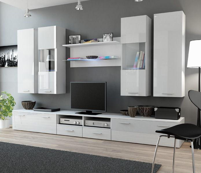 25 best ideas about modern wall units on pinterest. Black Bedroom Furniture Sets. Home Design Ideas
