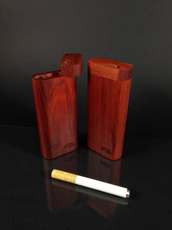 Futo Redheart Dugout   Smoking Box  Made in Canada