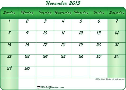 ferrara 1 november 2015 calendar - photo#35