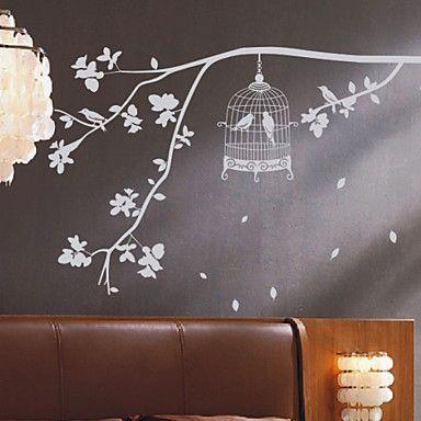 autocollants d'arbre décoration murale – USD $ 29.99