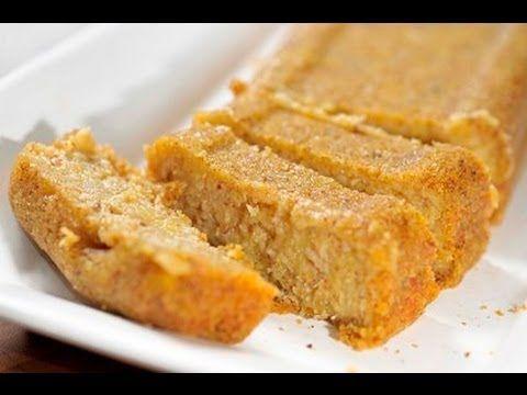 Pan de avena, naranja y plátano - Oat, Orange, and Banana Bread