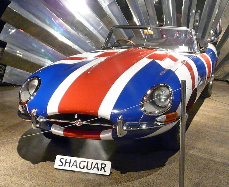 Shaguar Cool trucks, British motors, Sport cars
