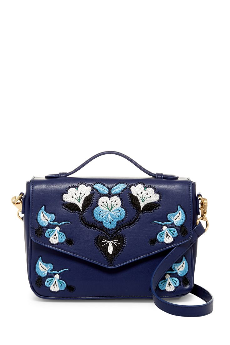 Layla Embroidered Crossbody by Cynthia Rowley on @nordstrom_rack