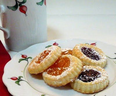 Kolachky / Polish Fruit Filled Cookies Recipe (Wives with Knives)
