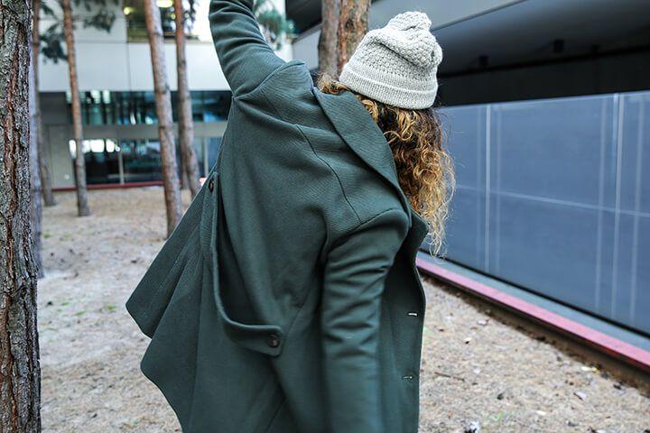 Fair Fashion Outfit Inspiration: Lanius, Jungle Folk, Zürich