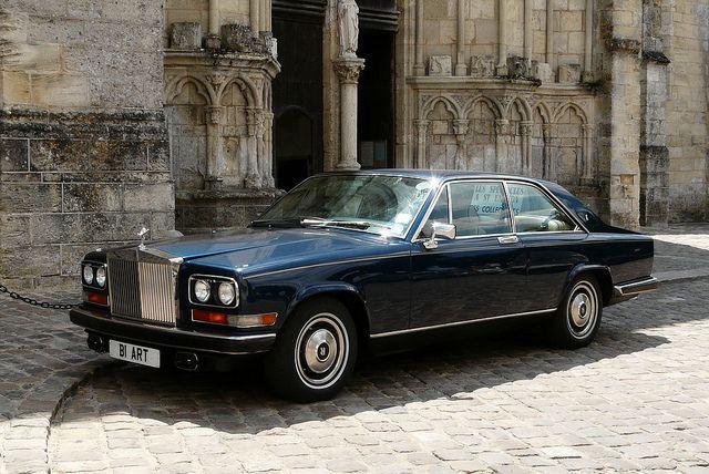 Rolls-Royce Camargue by benduj78, via Flickr