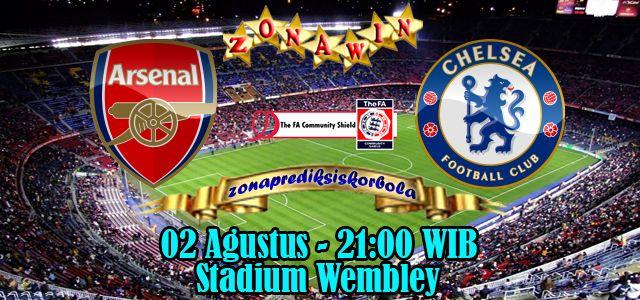 Prediksi Arsenal vs Chelsea 1 Agustus 2015