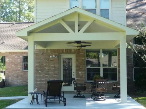 55 best covered porch images on pinterest | patio ideas, porch ... - Small Covered Patio Ideas