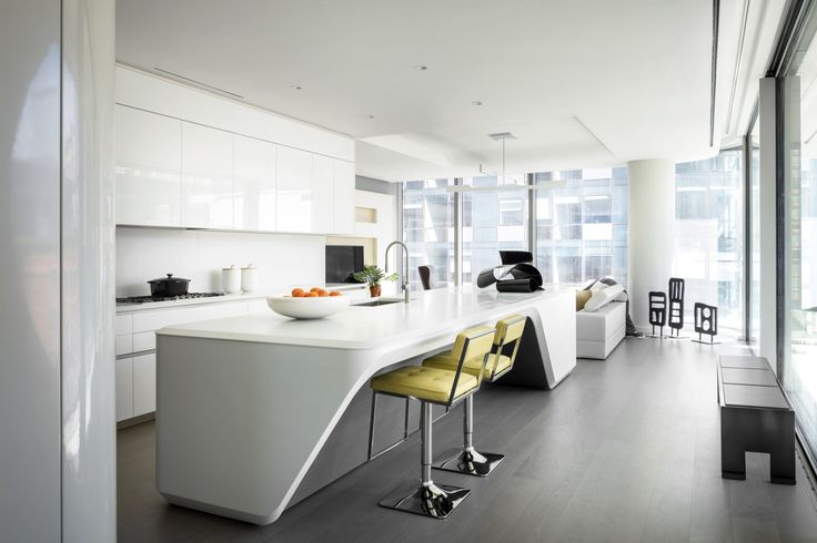 Zaha Hadid Architects divulga imagens dos interiores do edifício próximo ao High Line