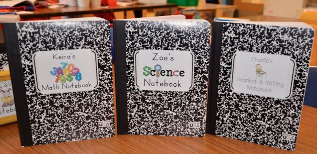 A Place Called Kindergarten: Reading & Writing Notebooks Week - Friday/ I love the ideas she shares with your notebooks!!